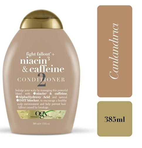 Organix Saç Kremi Nıacın Caffeıne 385Ml Renksiz